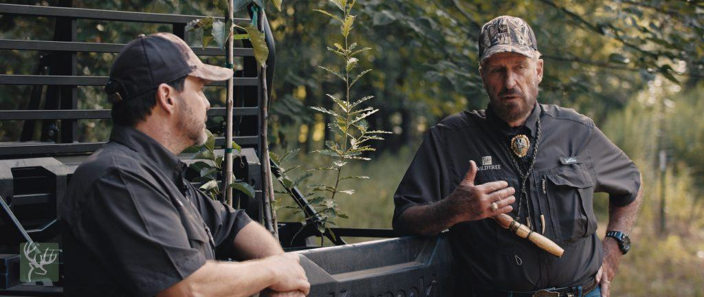 Dr. Deer and Fellow Expert Jonathan Judice introducing Wildtree.co