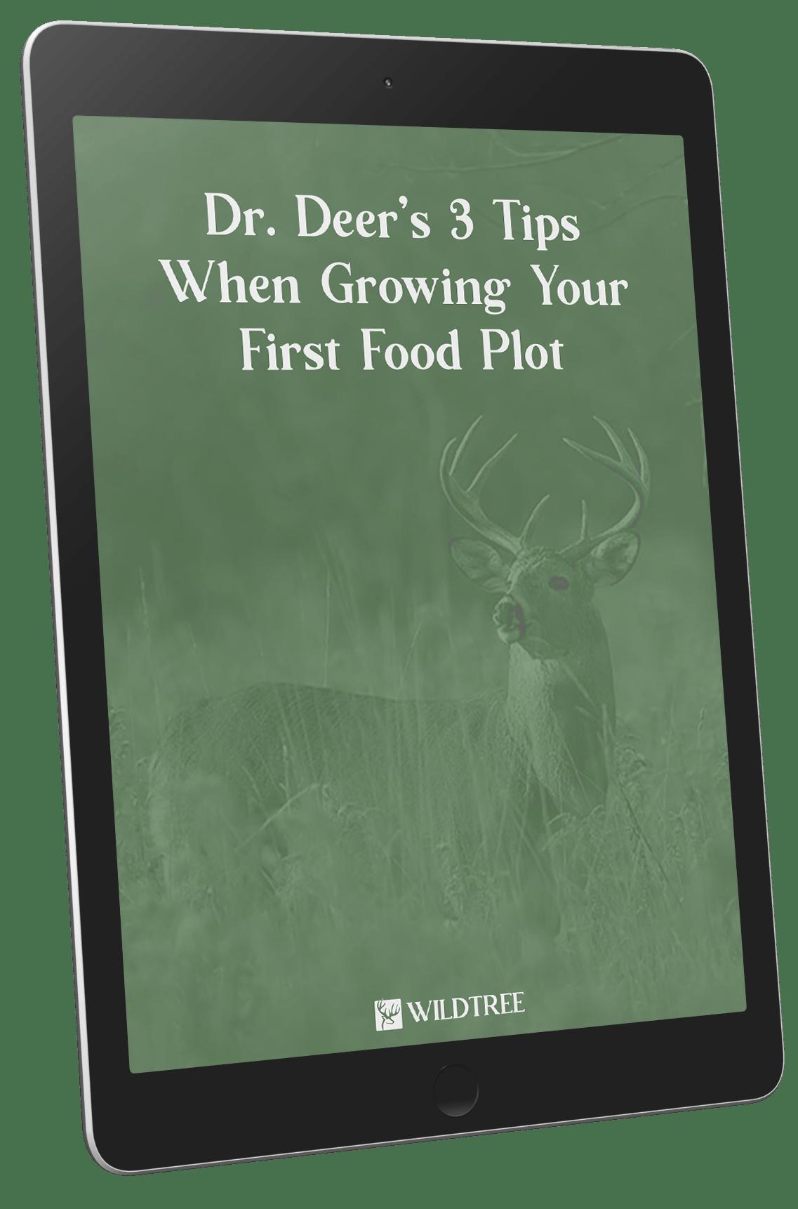 Dr Deers 3 Tips